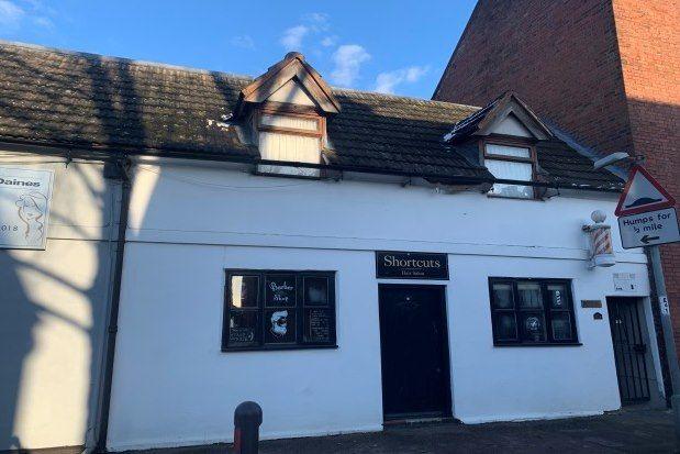 Studio to rent in Upper St. John Street, Lichfield WS14