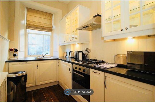 Thumbnail Flat to rent in Cumberland Street, Edinburgh