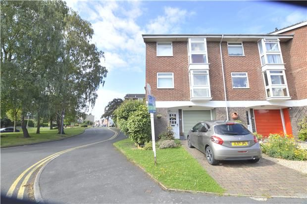 Thumbnail End terrace house for sale in Twixtbears, Tewkesbury, Gloucestershire