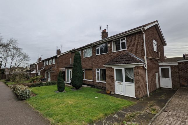 3 bed semi-detached house to rent in Fulmar Road, Anstey, Leicester LE7