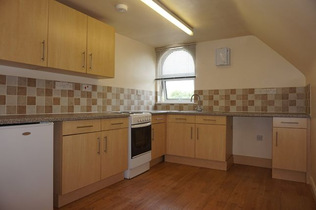Thumbnail Flat to rent in Mill House, Spital Lane, Chesterfield