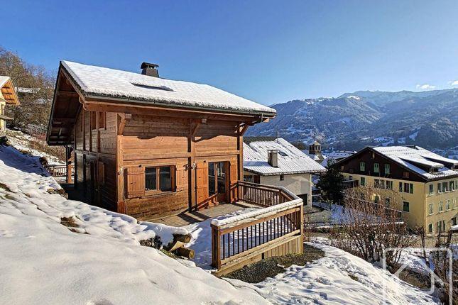 Thumbnail Chalet for sale in Rhône-Alpes, Haute-Savoie, Verchaix