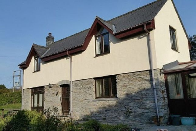 Thumbnail Detached house for sale in Llanfyrnach