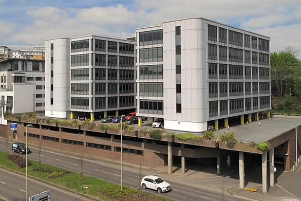 Thumbnail Office to let in Part 1st Floor, Midpoint, Alencon Link, Basingstoke