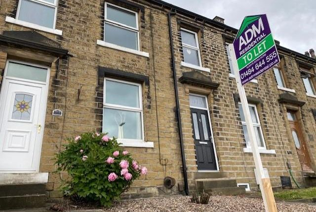 Thumbnail Terraced house to rent in Manchester Road, Linthwaite, Huddersfield
