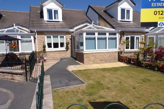 Thumbnail Terraced bungalow for sale in Willow Bank Close, Allerton, Bradford