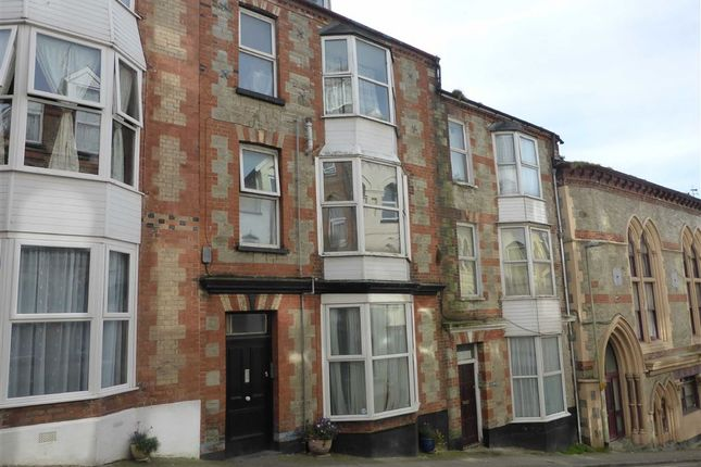 Thumbnail Flat for sale in Oxford Grove, Ilfracombe