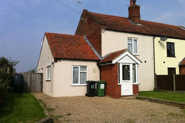 Thumbnail Cottage to rent in The Street, Hickling, Norwich