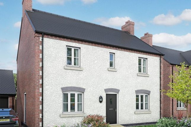 Thumbnail Detached house for sale in Holborn View, Codnor