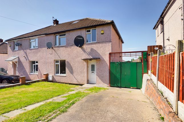 3 bed semi-detached house for sale in Hillside Drive, Mastin Moor, Chesterfield S43