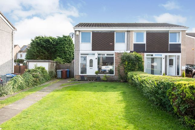Thumbnail Semi-detached house for sale in Rosevale Crescent, Hamilton, South Lanarkshire