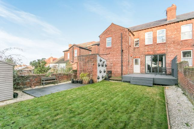 Thumbnail Semi-detached house for sale in Heathbank Road, Tranmere, Birkenhead