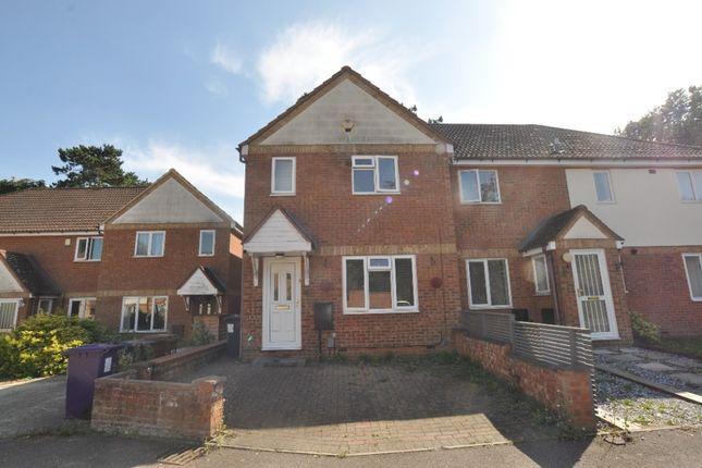 Thumbnail Semi-detached house to rent in Martin Way, Letchworth Garden City