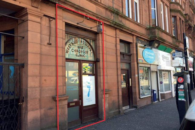 Thumbnail Retail premises to let in 1603 Great Western Road, Glasgow