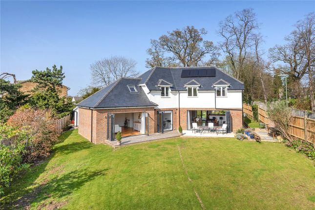 Thumbnail Detached house for sale in Boxgrove Road, Guildford, Surrey