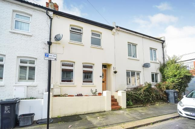 Terraced house for sale in Grange Road, Hove, East Sussex