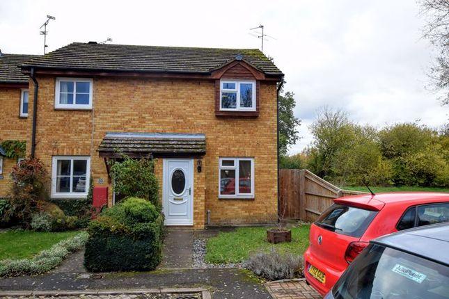 End terrace house for sale in Meadow Way, Aylesbury