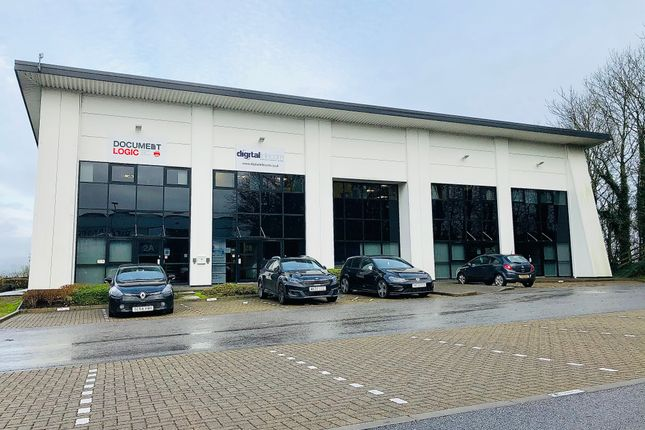 Thumbnail Office for sale in Unit 2, Crown Business Park, Cowm Top Road, Rochdale