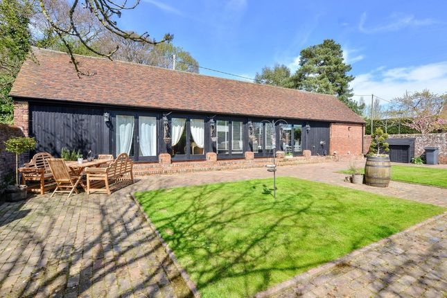 Thumbnail Barn conversion for sale in Uckham Lane, Battle