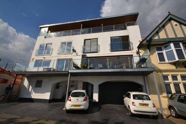 Thumbnail Terraced house for sale in Chalkwell Esplanade, Westcliff-On-Sea