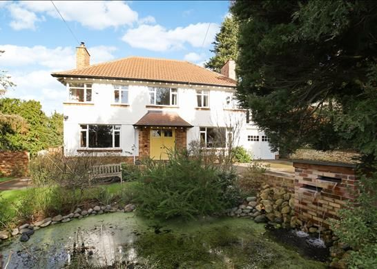 Thumbnail Detached house for sale in Old Sneed Park, Sneyd Bristol