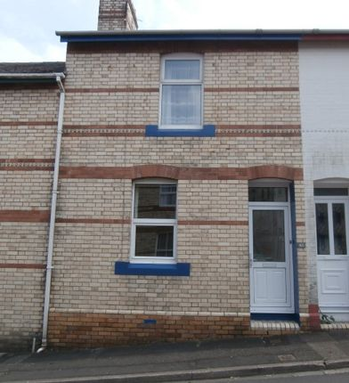 Thumbnail Terraced house to rent in Hillmans Road, Newton Abbot