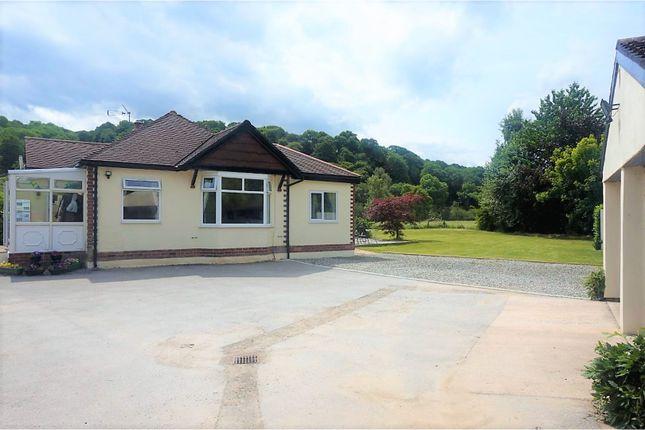 Thumbnail Detached bungalow for sale in Llangernyw, Abergele