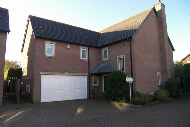 Thumbnail Detached house to rent in The Arbory, Plumpton Lane, Great Plumpton, Preston