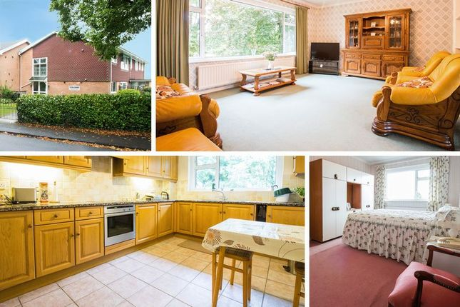 Thumbnail Flat for sale in Cefn Court, Stow Park Circle, Newport