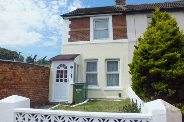 Thumbnail Terraced house for sale in Foord Road, Folkestone