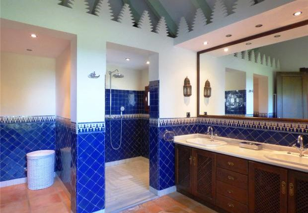 Bathroom of La Reserva, Sotogrande, Andalucía, Spain