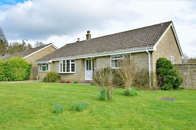 Thumbnail Detached bungalow for sale in Kings Close, Longburton, Sherborne