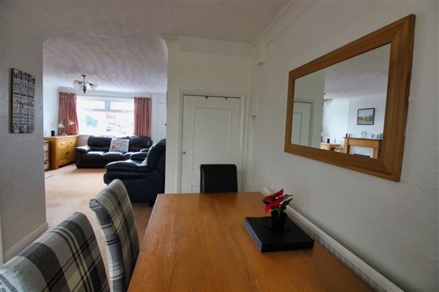 Dining Area of Finch Rise, Aston, Sheffield S26