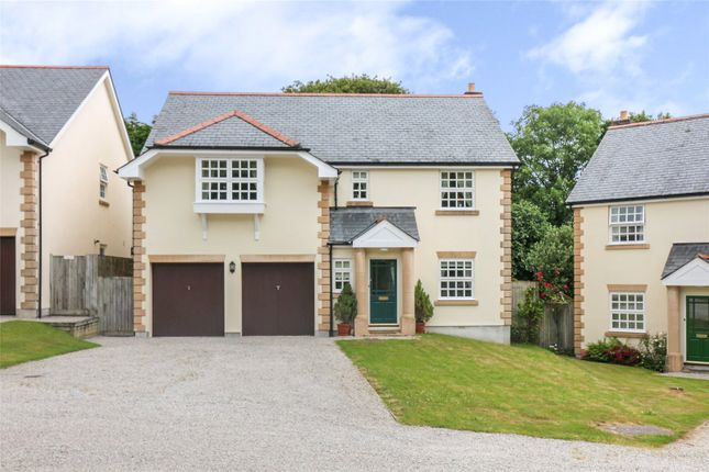 Thumbnail Detached house for sale in The Copse, Tehidy Park