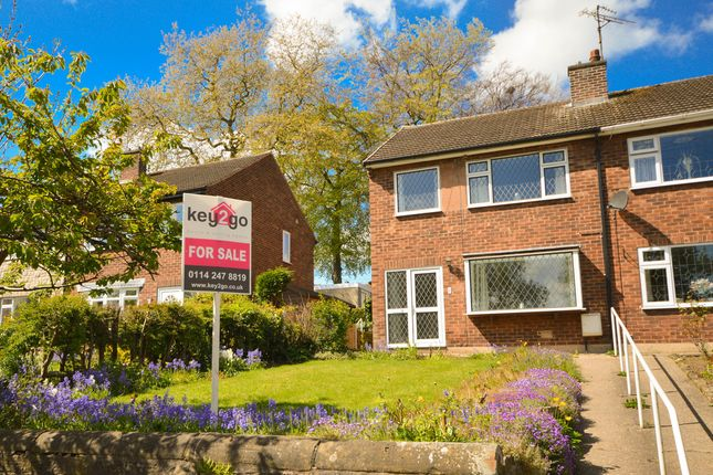 Thumbnail Semi-detached house for sale in Ivy Lane, Beighton, Sheffield