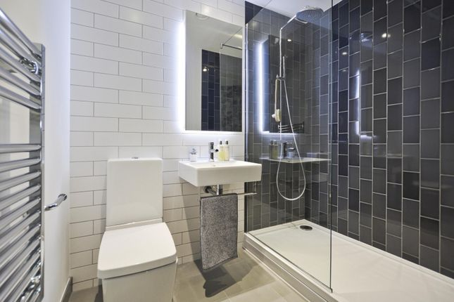 Bathroom of Royal Crest Avenue, London E16