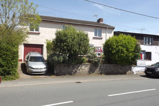 End terrace house for sale in Honeyborough Road, Neyland, Milford Haven
