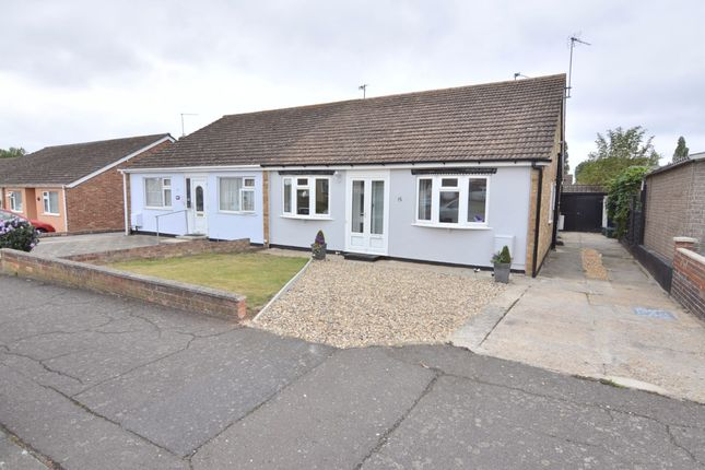 Thumbnail Bungalow for sale in Thornberry Avenue, Clacton-On-Sea