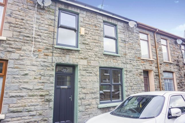Thumbnail Terraced house for sale in Herbert Street, Treorchy