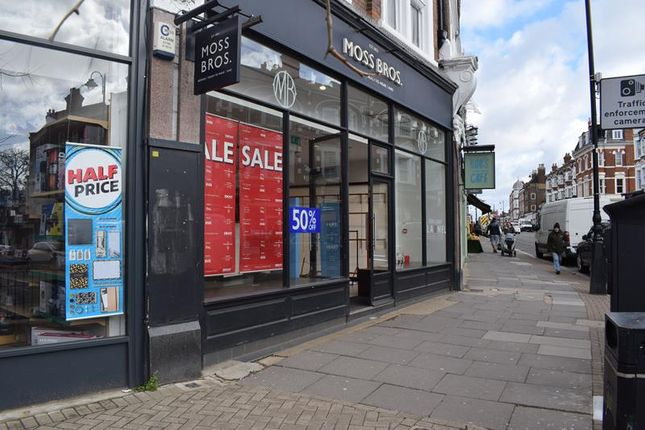 Thumbnail Retail premises to let in Muswell Hill Broadway, Muswell Hill, London