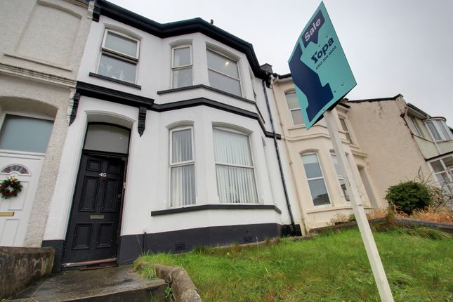 Thumbnail Flat for sale in Pasley Street, Plymouth