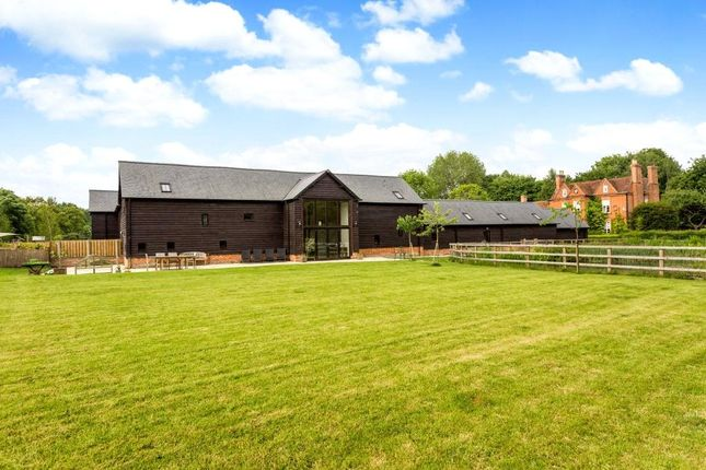 Thumbnail Property for sale in Bullsdown Farm, Bramley, Tadley