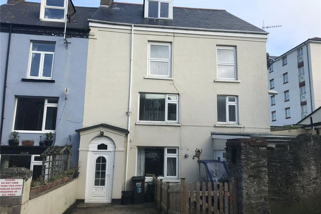 Thumbnail Maisonette to rent in Fortescue Road, Ilfracombe