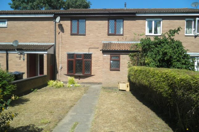 Thumbnail Terraced house to rent in Thornby Road, Erdington, Birmingham