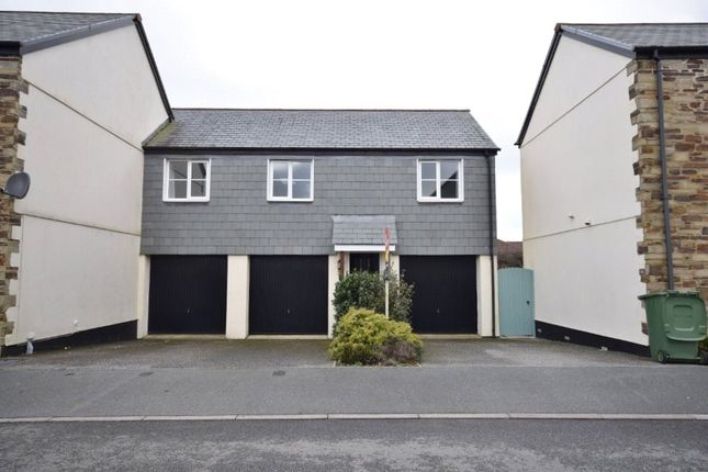 Thumbnail Terraced house to rent in Treclago View, Camelford