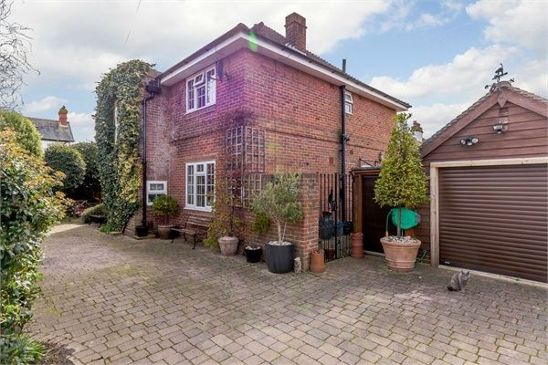 Thumbnail Detached house for sale in Grove Road, Lee-On-The-Solent, Hampshire