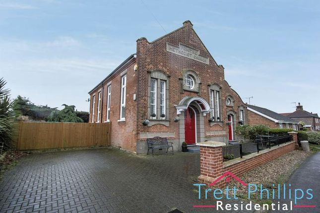 Thumbnail Property for sale in High Road, Repps With Bastwick, Great Yarmouth