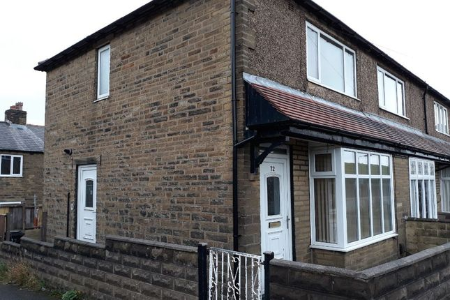 Thumbnail Town house to rent in Reservoir Road, Pellon, Halifax