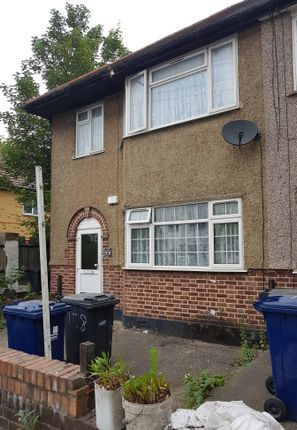Thumbnail Maisonette to rent in Scotts Road, Southall