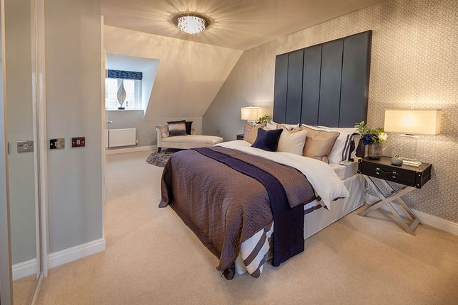 The Oak Show Home